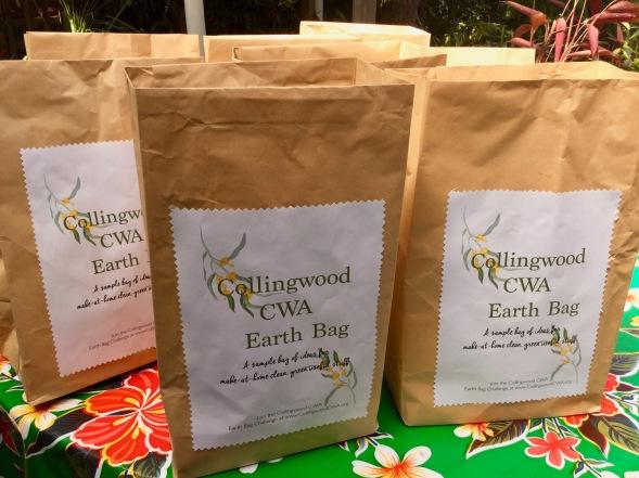 Collingwood CWA Earth BAgs