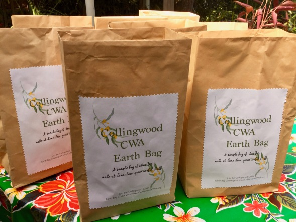 Collingwood CWA Earth BAgs
