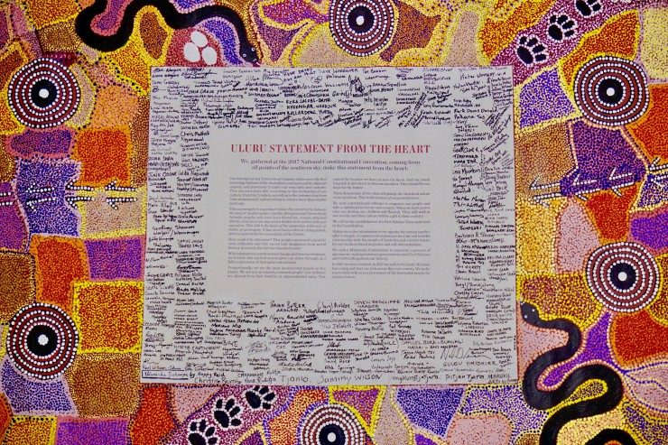 High Res Photo Uluru Statement