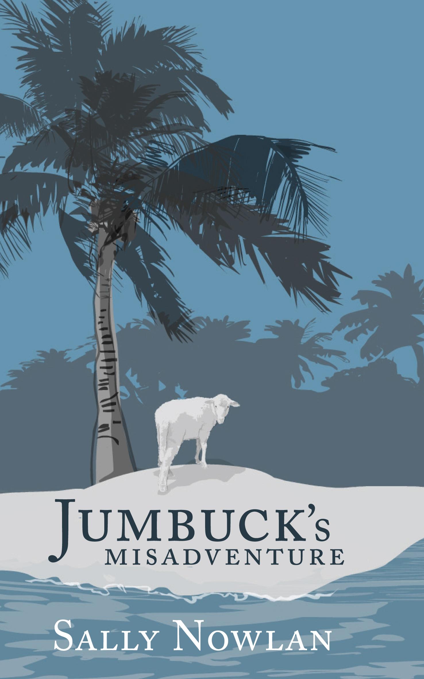 Jumbuck's Misadventure front cover